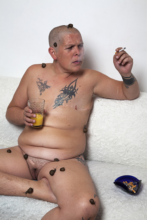 Naked Britain;Nude art